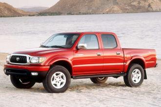 Photo Used 2004 Toyota Tacoma Double Cab
