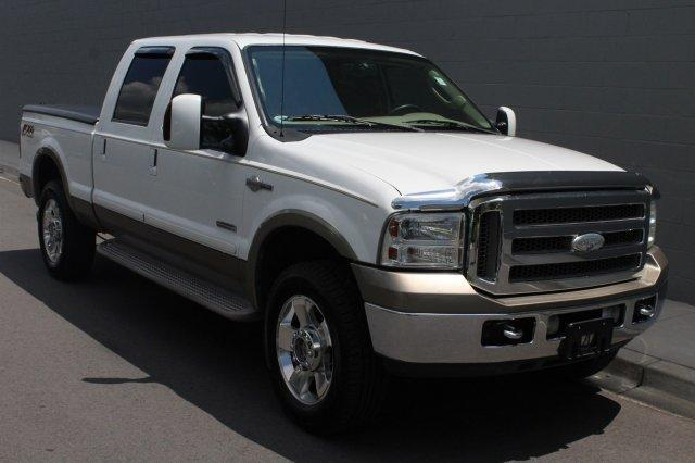 Photo Used 2007 Ford F250 King Ranch