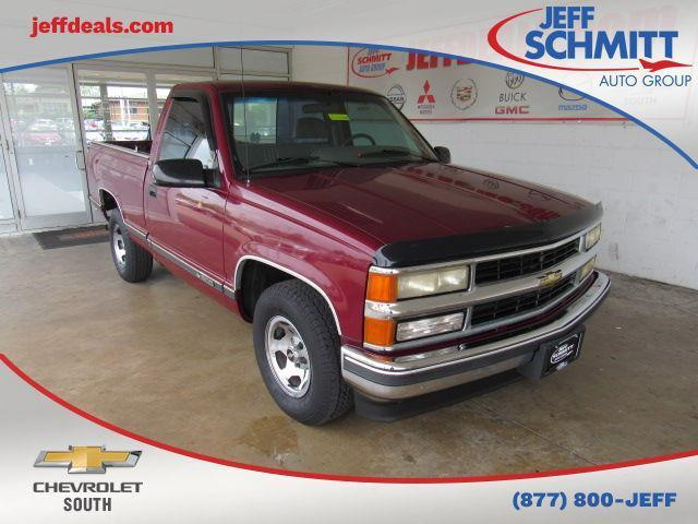 Photo Used 1995 Chevrolet 1500 Cheyenne