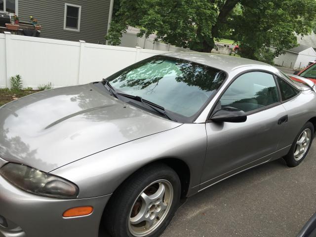 Photo Used 1998 Mitsubishi Eclipse GS