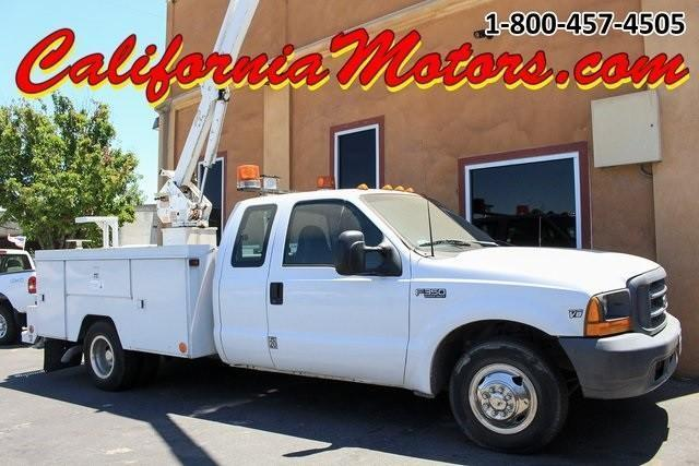 Photo Used 1999 Ford F350 TRUCK