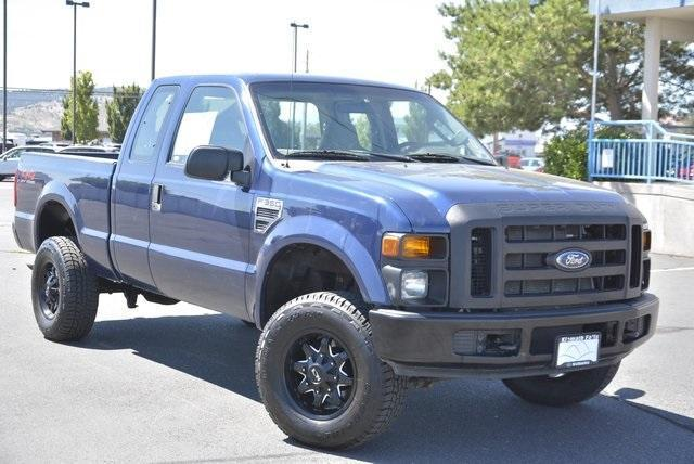 Photo Used 2008 Ford F350 XL