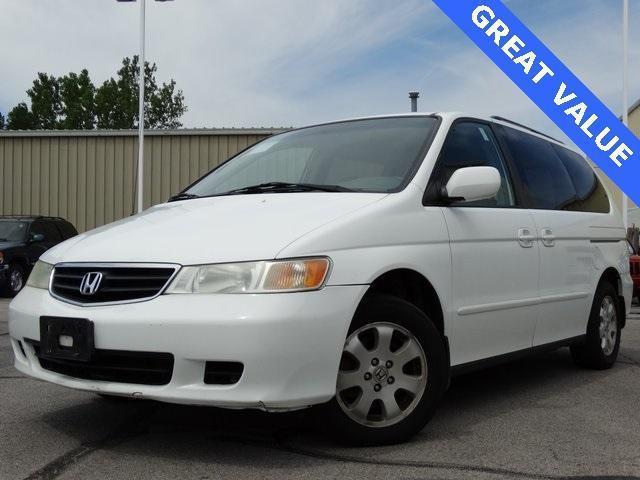 Photo Used 2004 Honda Odyssey EX-L