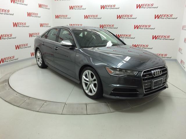 Photo Used 2016 Audi S6 4.0T quattro Premium Plus