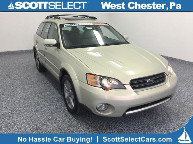 Photo Used 2005 Subaru Outback 3.0R Limited L.L. Bean Edition
