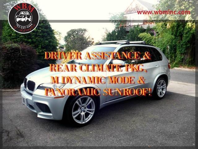 Photo Used 2010 BMW X5 M Base