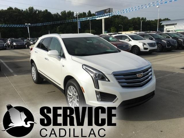 Photo Used 2017 Cadillac XT5 Base