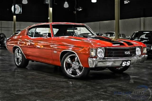 Photo Used 1972 Chevrolet Chevelle SS