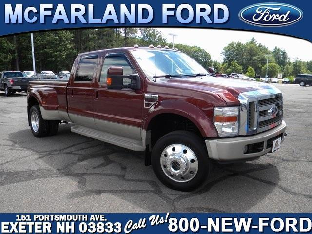 Photo Used 2008 Ford F450 King Ranch