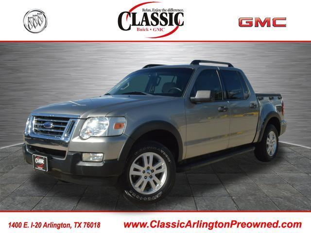 Photo Used 2008 Ford Explorer Sport Trac XLT