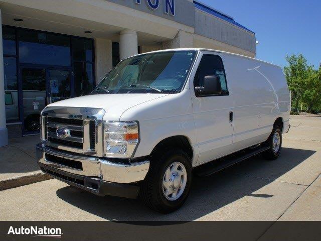 Photo Used 2013 Ford E250 Cargo