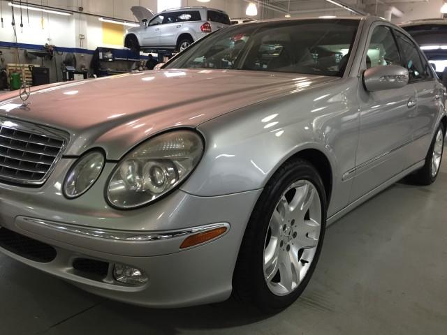 Photo Used 2003 Mercedes-Benz E500