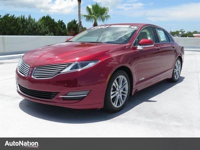 Photo Used 2013 Lincoln MKZ Hybrid