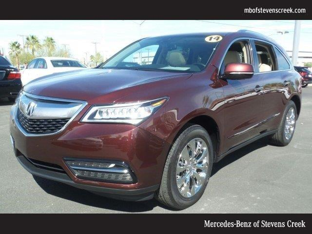 Photo Used 2014 Acura MDX 3.5L Technology Package