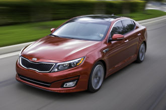 Photo Used 2014 Kia Optima EX