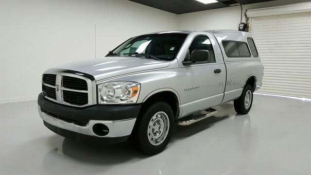 Photo Used 2007 Dodge Ram 1500 ST
