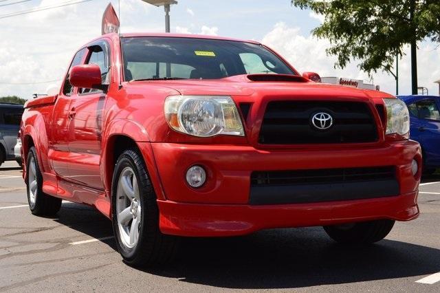Photo Used 2008 Toyota Tacoma X-Runner Access Cab