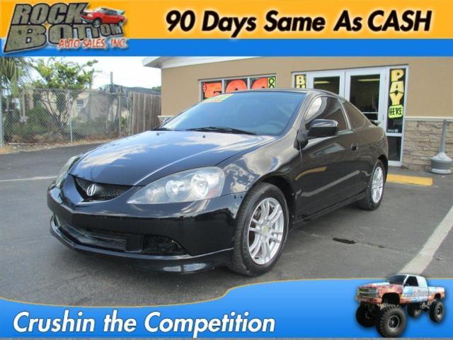 Photo Used 2006 Acura RSX