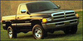 Photo Used 1997 Dodge Ram 1500 Club Cab
