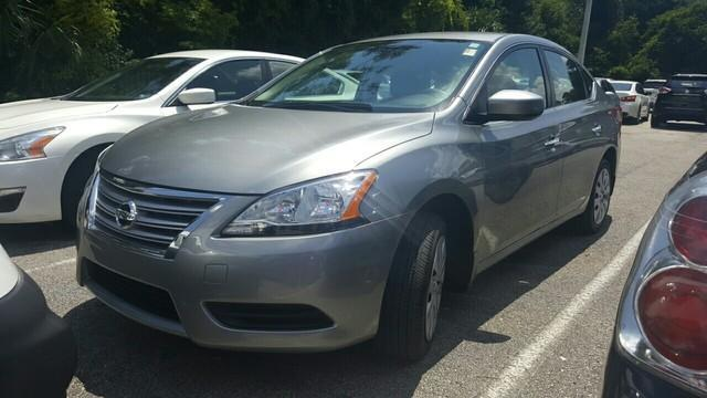 Photo Used 2014 Nissan Sentra SV