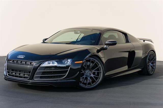 Photo Used 2012 Audi R8 GT quattro