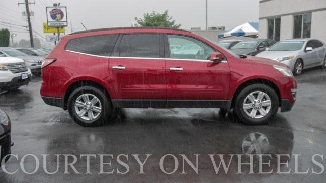 Photo Used 2014 Chevrolet Traverse 1LT