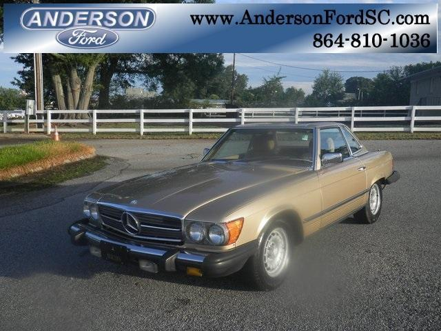 Photo Used 1985 Mercedes-Benz 380SL