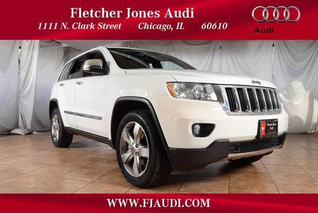 Photo Used 2013 Jeep Grand Cherokee Limited