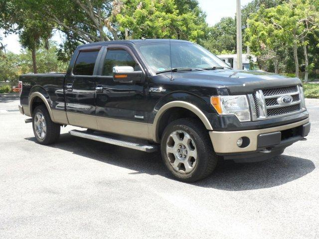 Photo Used 2012 Ford F150 Lariat