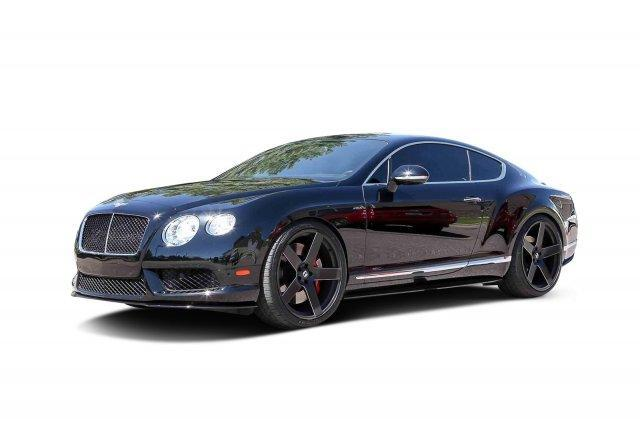 Photo Used 2015 Bentley Continental GT