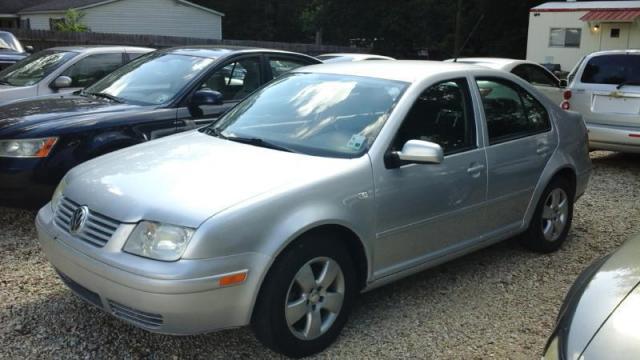 Photo Used 2003 Volkswagen Jetta GL TDI