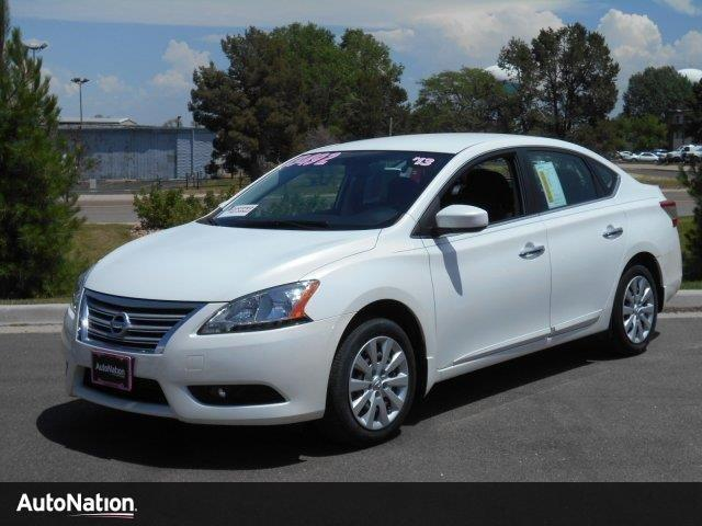 Photo Used 2013 Nissan Sentra SV