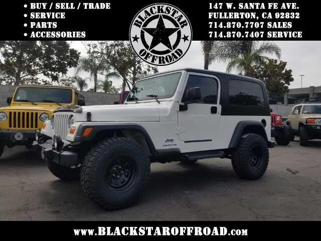 Photo Used 2004 Jeep Wrangler Unlimited