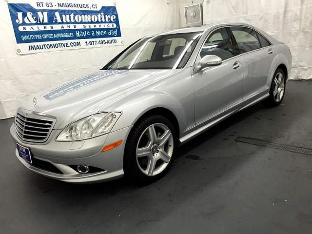 Photo Used 2008 Mercedes-Benz S550 4MATIC