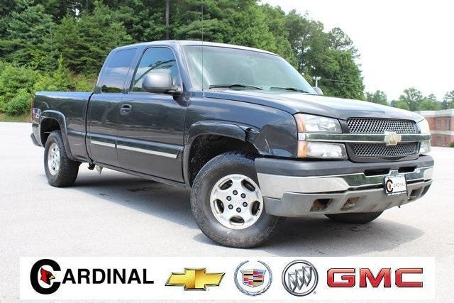 Photo Used 2004 Chevrolet Silverado 1500 Work Truck