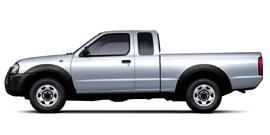 Photo Used 2003 Nissan Frontier XE King Cab