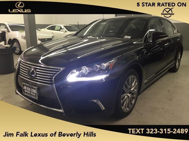 Photo Used 2013 Lexus LS 600h L