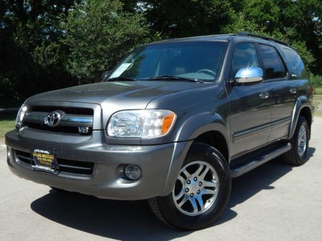 Photo Used 2007 Toyota Sequoia Limited