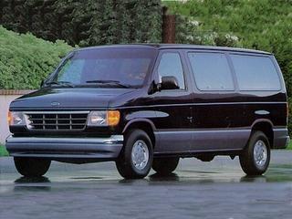 Photo Used 1993 Ford Club Wagon