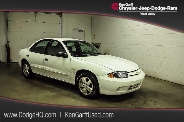 Photo Used 2004 Chevrolet Cavalier LS