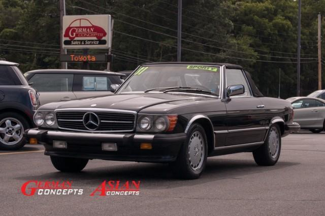 Photo Used 1981 Mercedes-Benz 380SL