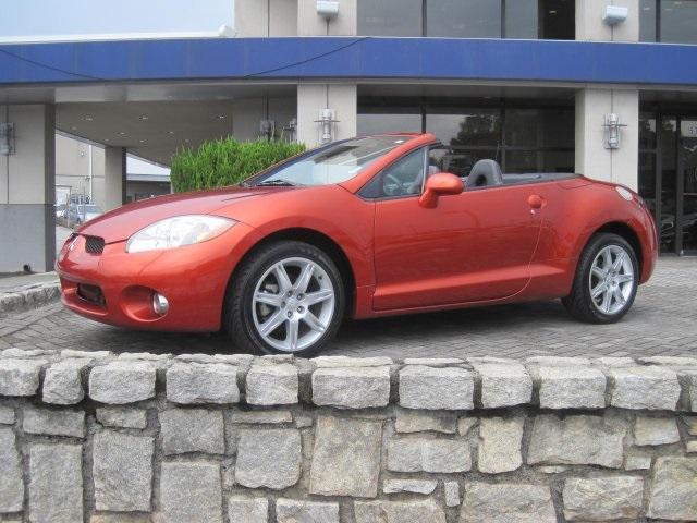 Photo Used 2007 Mitsubishi Eclipse Spyder GT