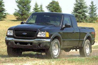 Photo Used 2002 Ford Ranger XLT