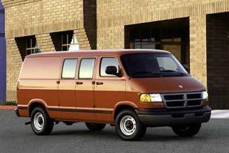 Photo Used 2003 Dodge Ram Van 1500