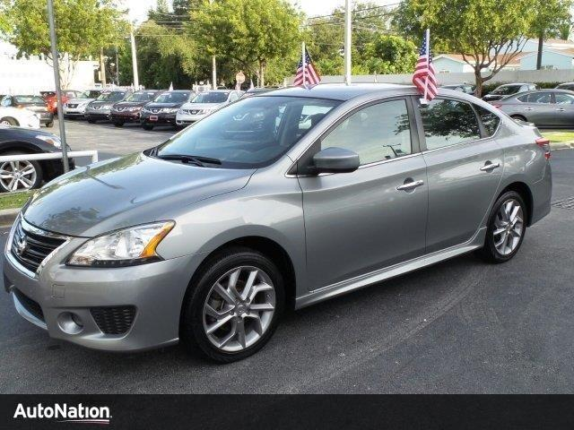 Photo Used 2014 Nissan Sentra SR