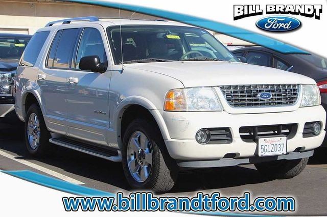 Photo 2004 Ford Explorer Limited 4D Sport Utility