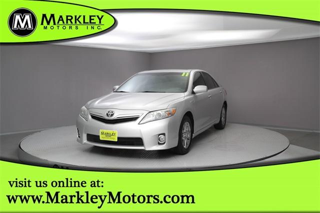Photo 2011 Toyota Camry Hybrid Hybrid