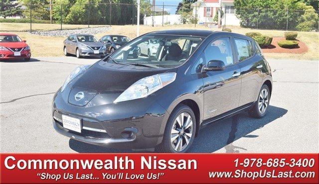 Photo Used 2016 Nissan Leaf SV