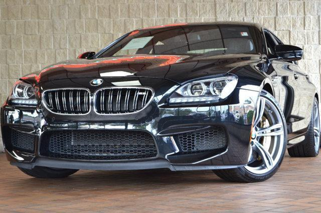 Photo Used 2014 BMW M6 Gran Coupe Base