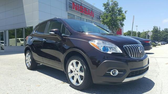 Photo Used 2014 Buick Encore Leather